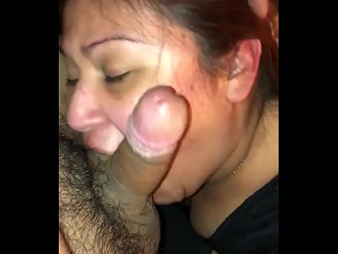 My wife blowing me
