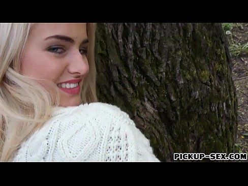 Pretty blonde Eurobabe Aisha gets fucked for moneyXXX Sex Videos 3gp