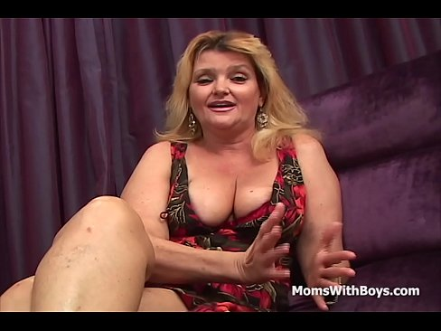 Busty Mom Wanting More Anal Excitement – Full Movie