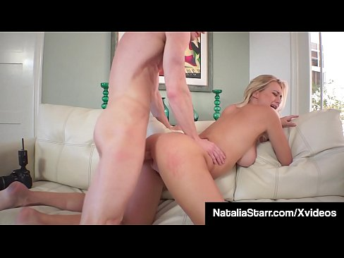 Pretty Polish Pussy Hole, Natalie Starr, Dicked By Hard Cock