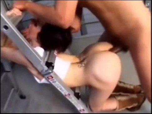 Hot Teen Brutally Anal Drilled Deep Hardcore Creampie