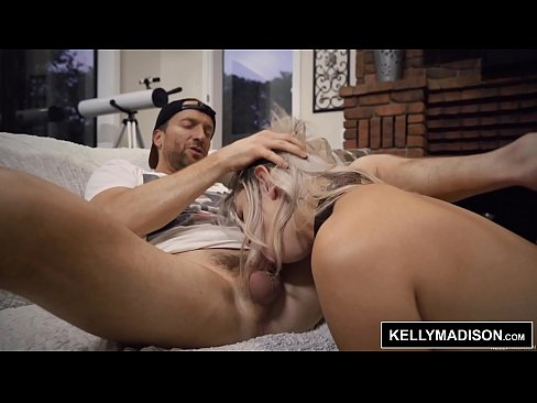 KELLY MADISON - Hard Anal Makes Aspen Ora Sweat