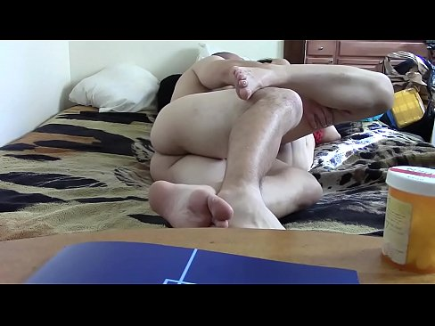 creampie in the pussy and ass's Thumb