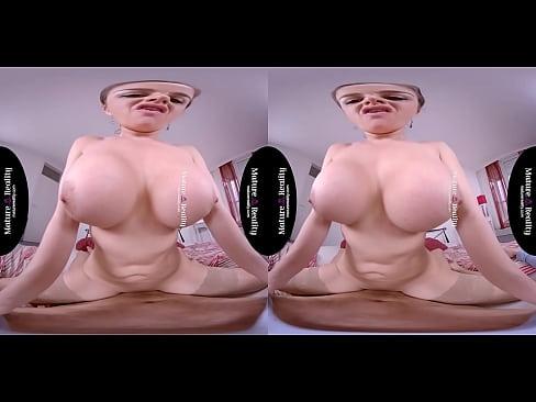 MatureReality – Big Tits Amateur Hooker Mom
