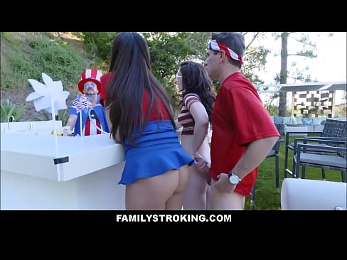 Skinny Milf Anal Family Fourth Of July