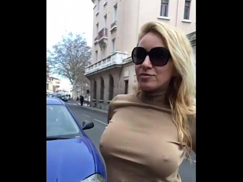 Teen Public Tits Flashing
