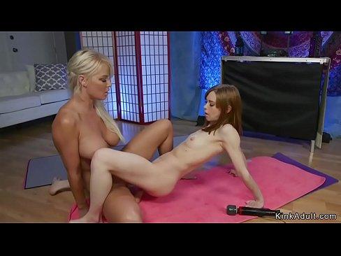 Bdsm anal fisting for yoga lesbians