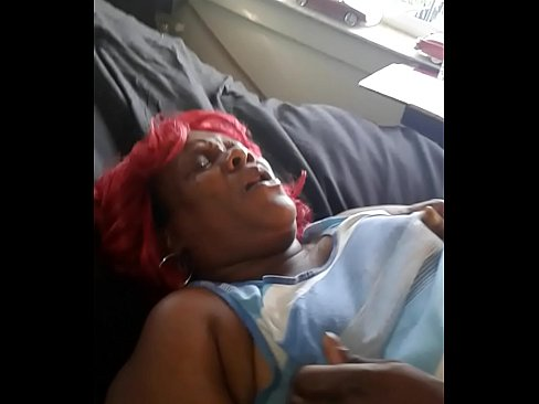 Jamaican Stretching Ms Ann Tight juicy hairy PUSSY & Cumming all over that Dat LONG JUICY DICK ( listen to Ms Ann moaning)