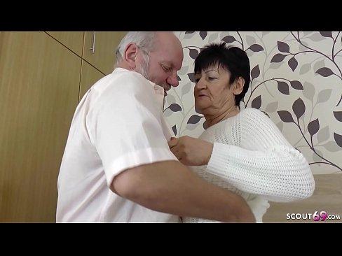 Porno oma opa