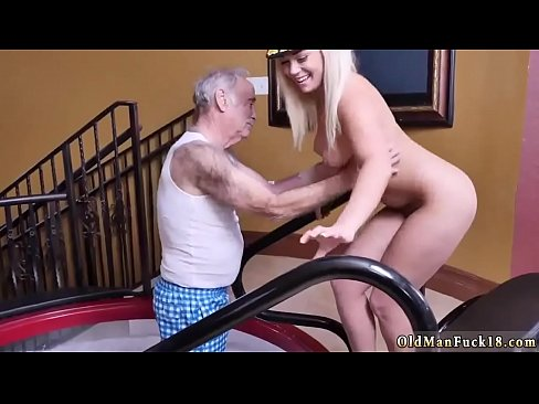 Teen old man anal