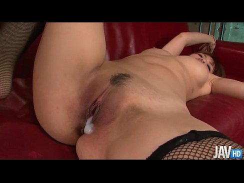 ➤Beautiful Nene Azami is on her knees gobbling cock and has her pussy banged