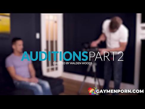 Auditions Part 2 Nic Sahara, Justin Matthews