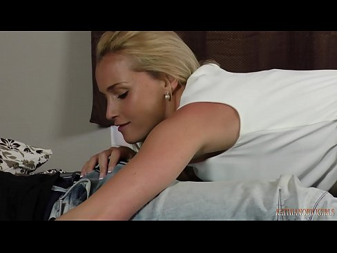 Mommy fucks her son for the very first time!!! Mommas boy with Kathia Nobili. PART 1