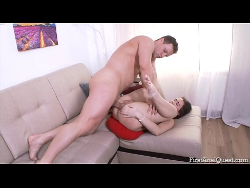 cover video Firstanalque st   Teen Girl Jenny Fer Shares Passionate Amateur Anal