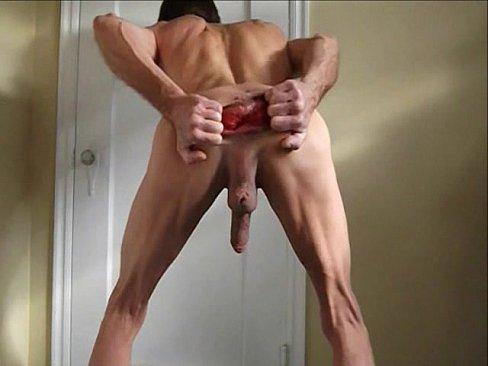 Fisting masterbation video