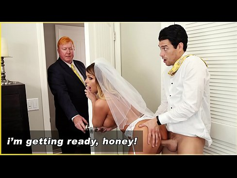 BANGBROS – MILF Bride Brooklyn Chase Gets Fucked By Step Son!