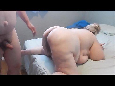 amateur bbw granny fucks
