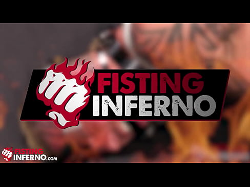 FistingInferno - Dungeon Pig Devin Franco Begs For Fisting