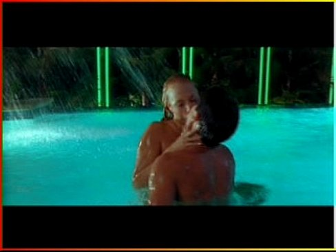 Sex scenes of elizabeth berkley