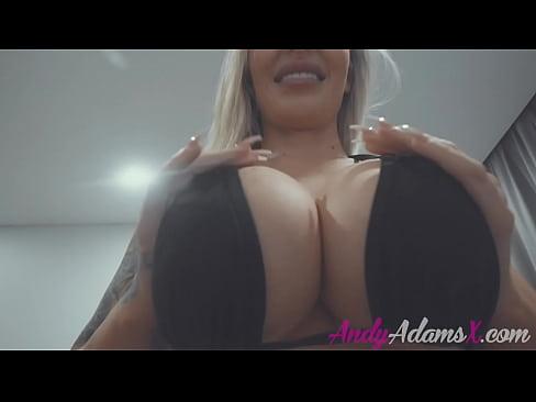 Hot Blonde Pornstar Pov