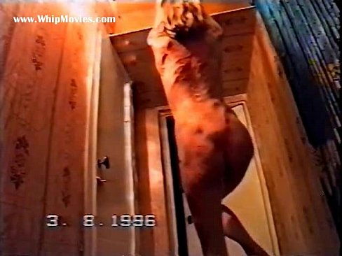 hard russian whipping – severe spanking punishment for russian wife