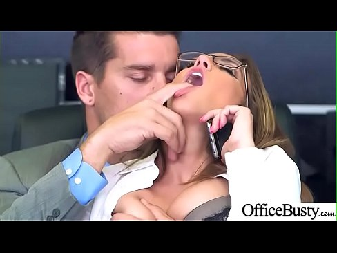 Hardcore Sex In Office With Huge Boobs Girl (Layla London) Vid-18
