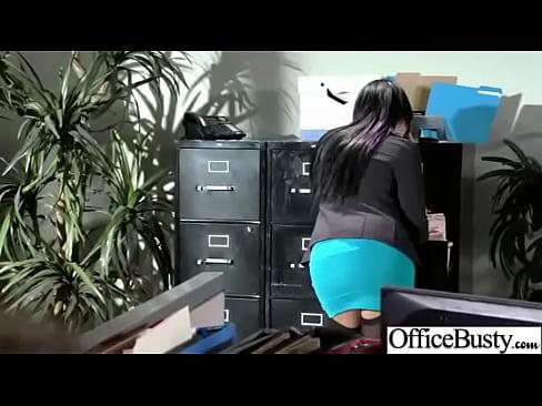 Sex In Office With Big Round Tits Naughty Hot Girl (selena santana) movie-28's Thumb