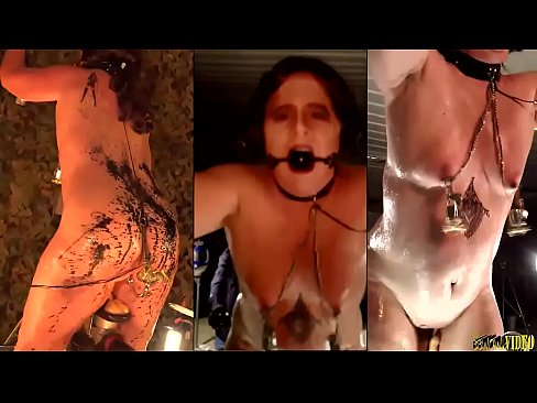 Ex nun crucifixion bbwow
