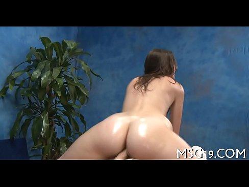 Massaging porn