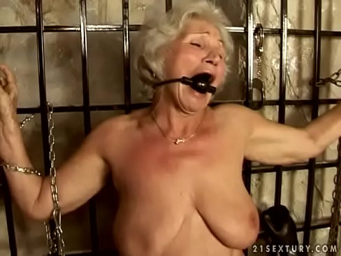 Opinion, older busty granny norma the