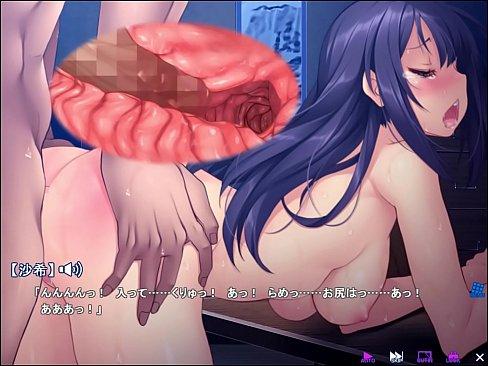 Rikujobu! gameplay all H scene of Saki with xray - hentaigame.tokyo