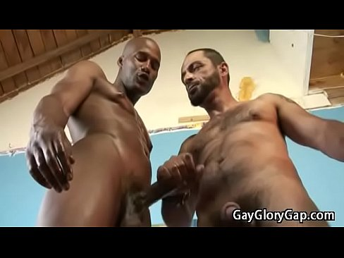 passionate gay porn black