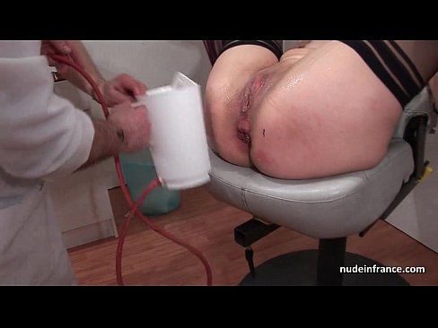 Mature anale fist gyneco