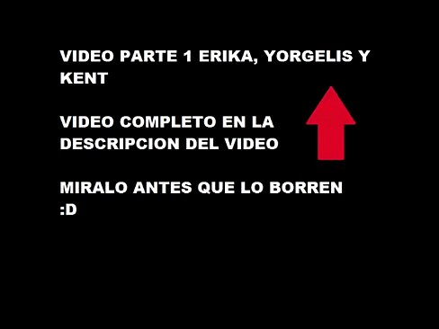 erika yorgelis y kent trio venezuela  (parte 1) completo aqui http//adf.ly/1lt