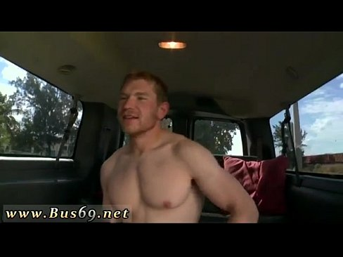 Straight Guy Fucked On Baitbus