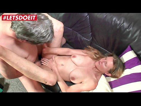 LETSDOEIT - German Hot Milf Gets Fucked Hard By Her Lover