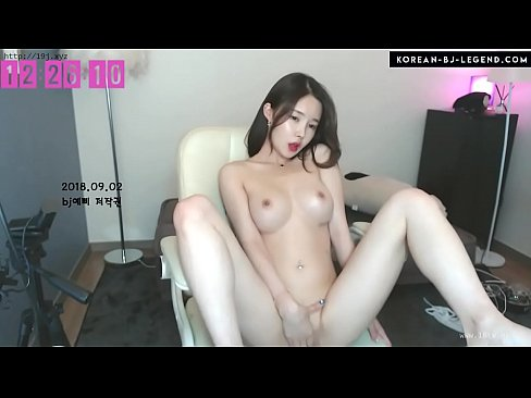 Korean BJ Cute Cam-girl Body Show