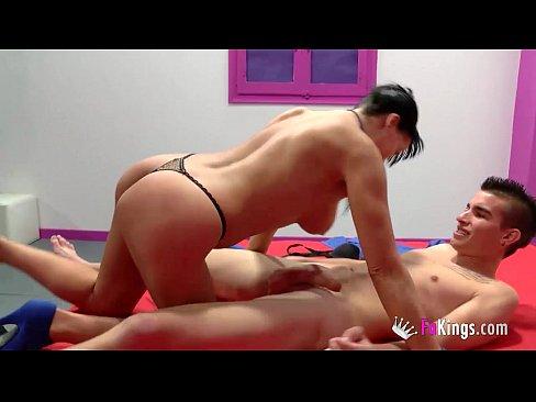 latina dp porn
