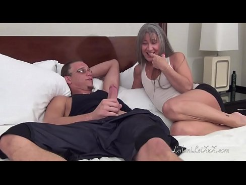 cover video leilani lei caught derrick wanking