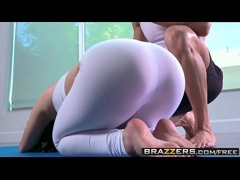 Brazzers - Big Butts Like It Big - Kimber Woods and Jean Val Jean -  Yoga Freaks Episode Six's Thumb