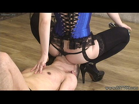 Femdom slave beating story