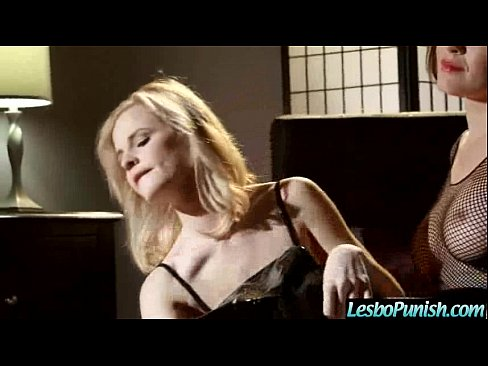 Lesbian Punishing Sex Tape With Use Of Dildos Sex Toys  Movie-20
