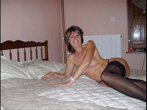 Horny amateur mature wife