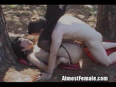szabadban szex videók
