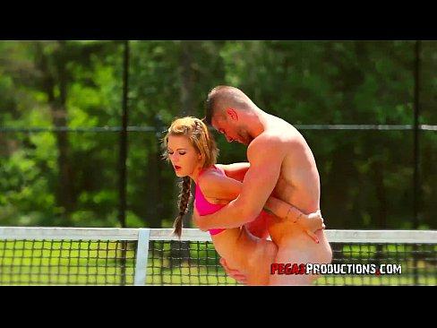 cover video Baise Torrid e Au Tennis