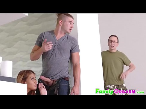Red Head Milf Fucks Son