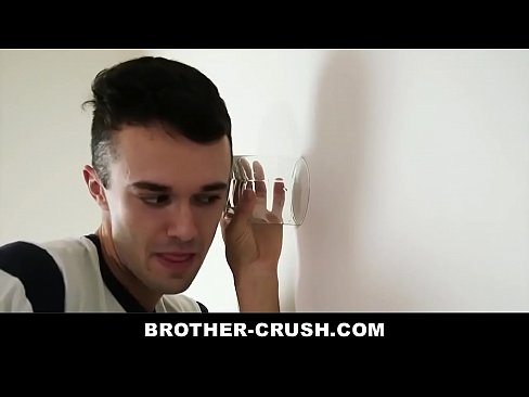 Young Teen Boy Enjoys In Big RAW Stepbrother's Cock - BROTHER-CRUSH.COM