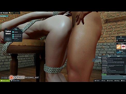 Corrie loftin naked uncensored