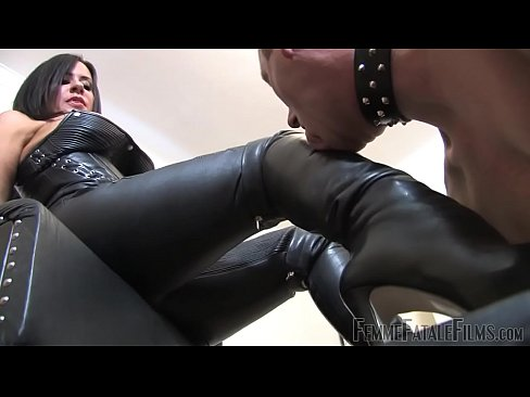 Trailers of bdsm mistresses in boots