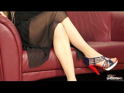 denise richards feet